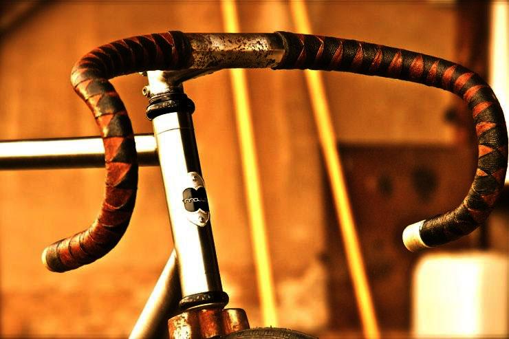 Leidenschaft für den Fahrradbau